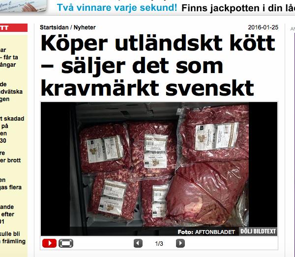 Aftonbladet idag.